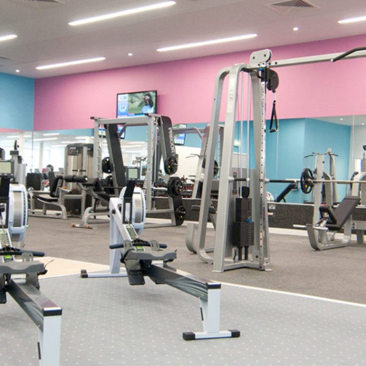 Hengrove Park Leisure Centre Gym