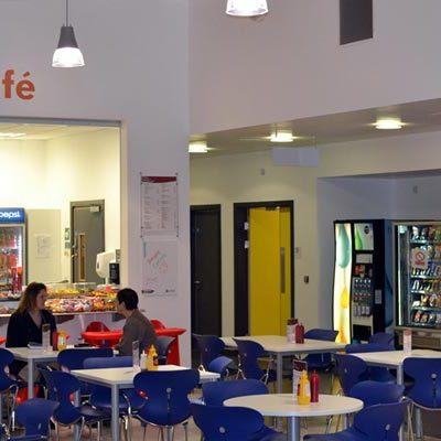 Holt Park cafe