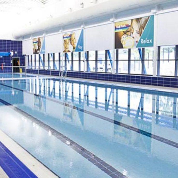 Holt Park pool