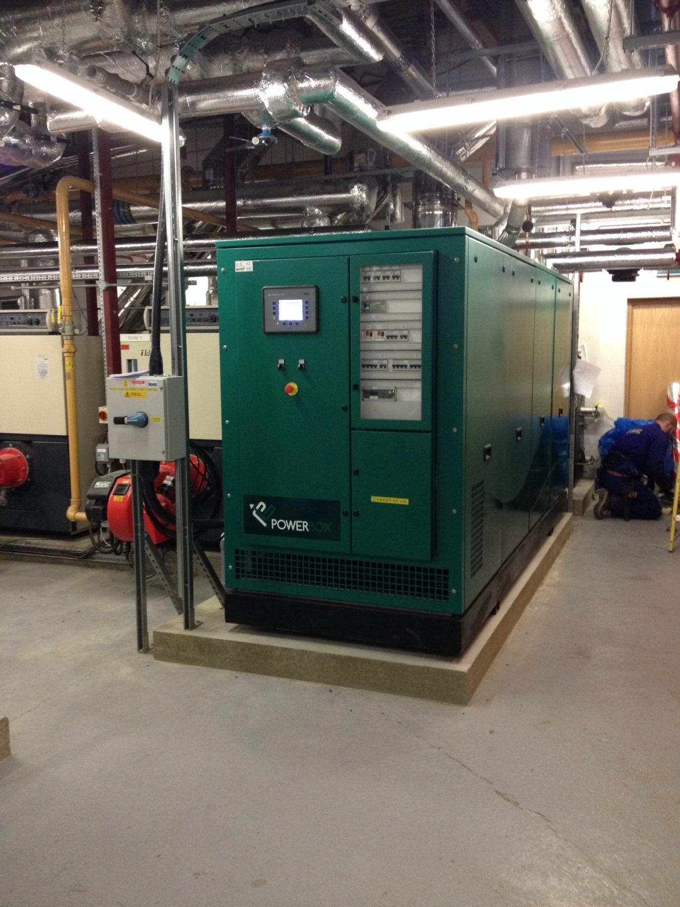 PB138 CHP System Powerbox