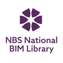 NBS National BIM Library Endorsement Stamp White 128