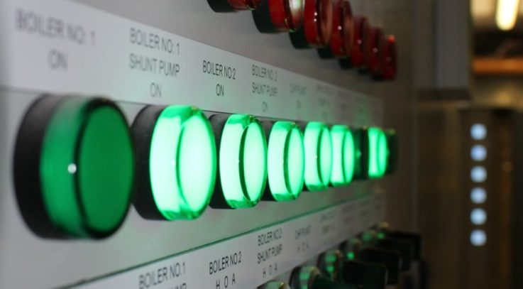 BMS panel